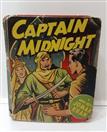 Vintage Whitman Big/Better Little Book Captain Midnight & Sheik Jomak Khan 1946